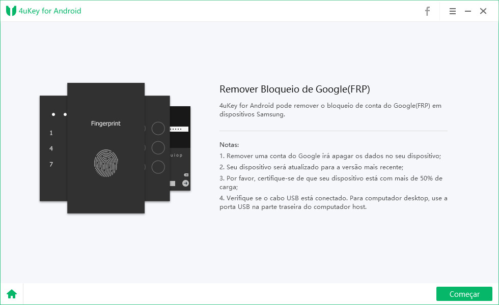 remove google lock step 1