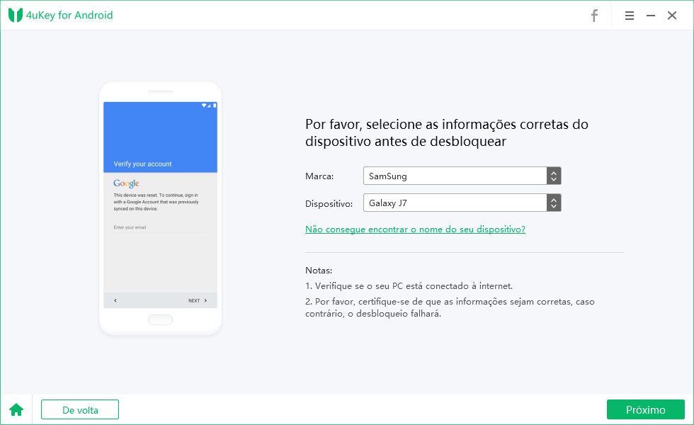 remove google lock step 2