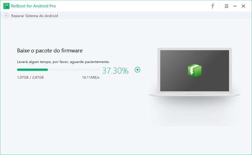 baixe pacote do firmware