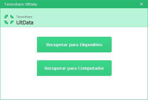 guia de recuperar dados do dispositivo ios com ultdata etapa 4