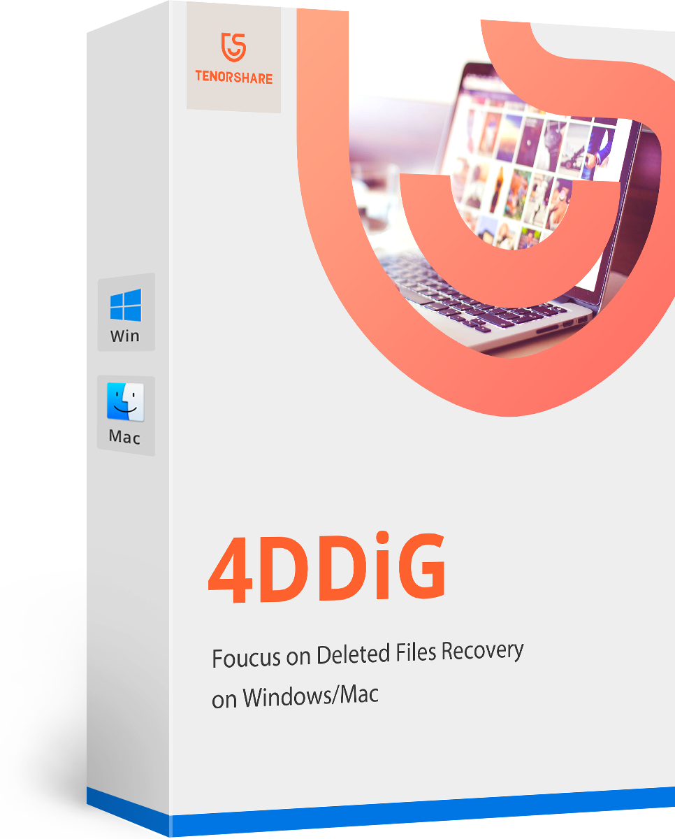 Tenorshare 4DDiG(Mac)