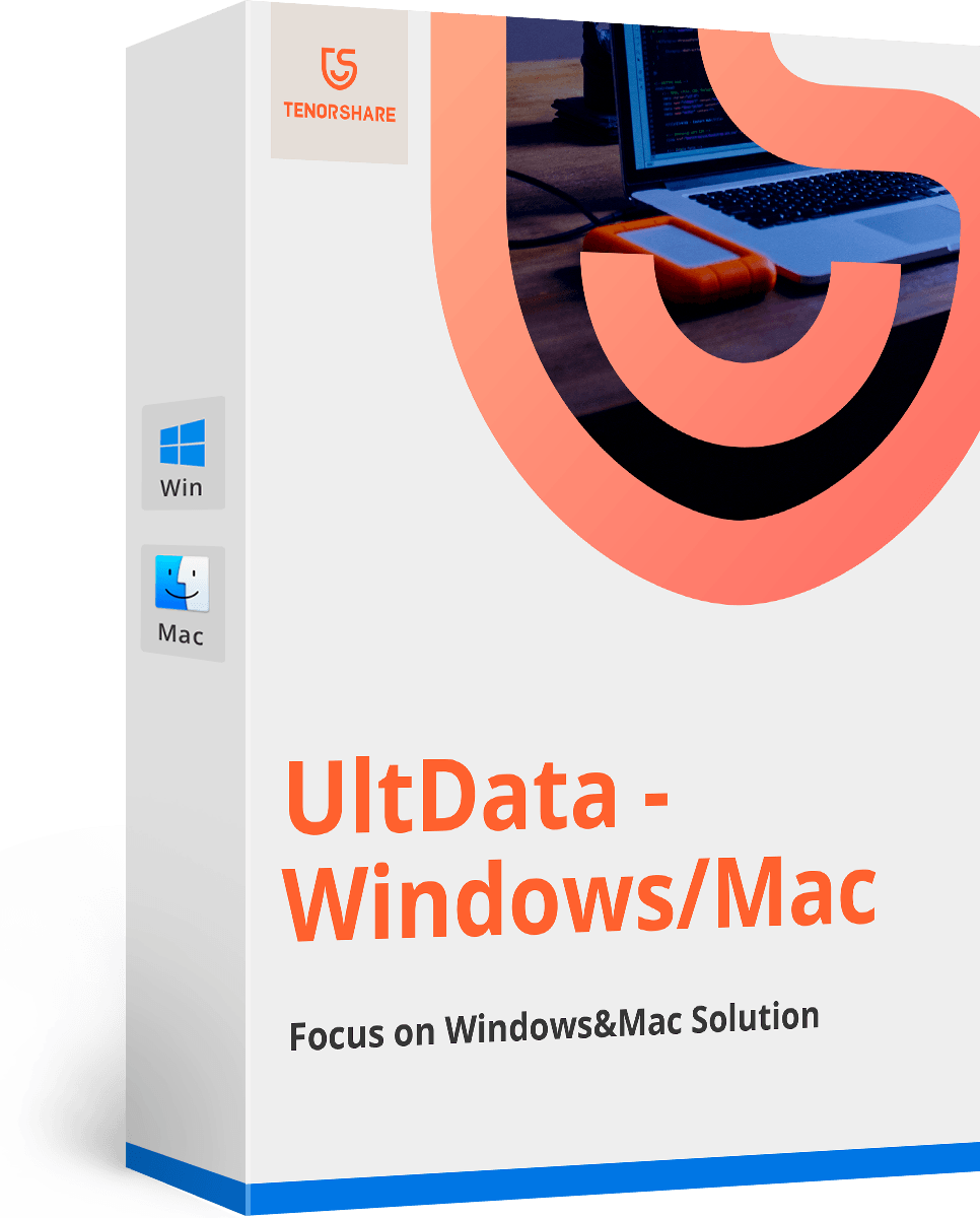 UltData - Windows/Mac Data Recovery
