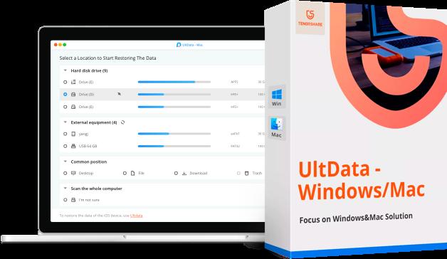 UltData - Windows