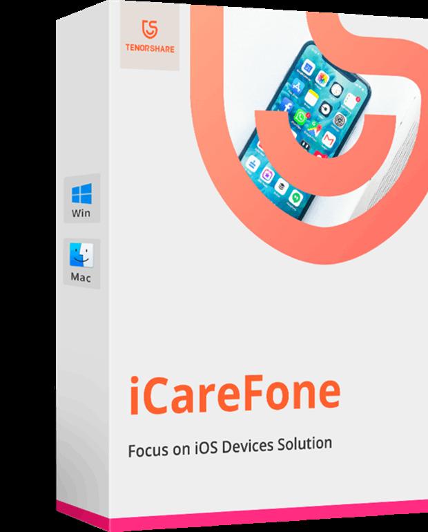 Tenorshare iCareFone(Social)