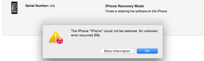 ReiBoot Corrigir Erros do iTunes